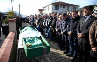 Osmanlıspor Kulübü Başkanı Dik'in acı günü...