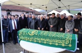 Başkan Karslıoğlu'nun acı günü