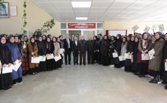 Liseli Öğrencilerden Düzce Üniversitesi'ne ziyaret