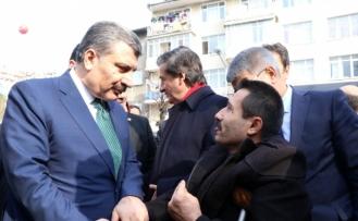 """Sağlık Bakanı: """"AK Parti hükümetleri döneminde yapılan yatırımlar Cumhuriyet döneminde yapılan yatırımları fersah fersah geçmiştir"""""""