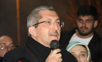 Karabük'te Rafet Vergili 3. kez başkanlığı kazandı
