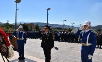 Jandarma Teşkilatı'nın kuruluşunun 179.yılı kutlandı