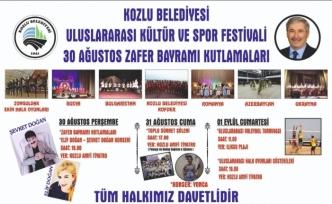 Kozlu'ya davet ettiler!..