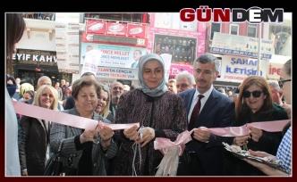 'NESİLLER BULUŞUYOR' SERGİSİ AÇILDI