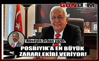 Posbıyık'a en büyük zararı ekibi veriyor!