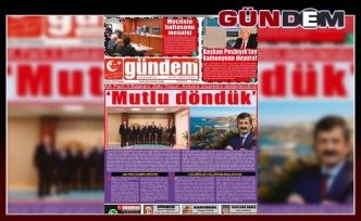 22 Nısan 2019 Pazartesi Gündem Gazetesi