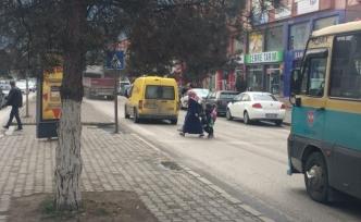 Yayalara öncelik vermeyen sürücülere ceza yağdı