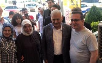 Binali Yıldırım İstanbul'dan ayrıldı