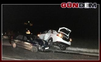 Feci Kaza, 4'ü Aynı Aileden 5 Kişi Yaralı