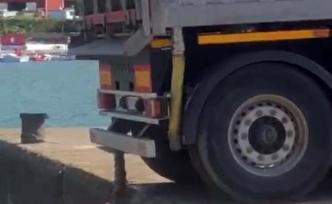 Denize atık boşaltan firmaya 18 bin lira ceza