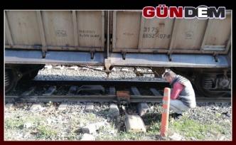 Tren raydan çıktı, ekipler seferber oldu!..