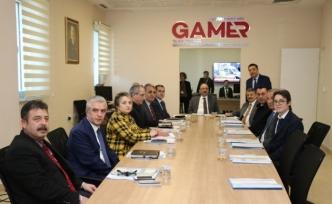 112 Acil Çağrı Hizmetleri İl Koordinasyon Toplantısı yapıldı