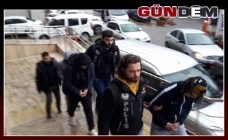 Polis zehir tacirlerine göz açtırmıyor: 1 Tutuklama