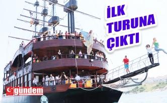 PUSULA KATAMARAN'A BÜYÜK İLGİ