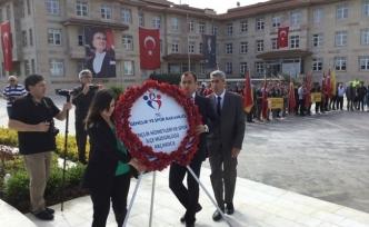 Akçakoca'da 19 Mayıs etkinlikleri başladı