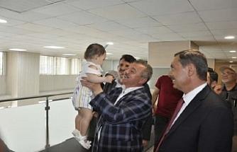 Türkmen ağırlığı Ereğli'ye verdi!