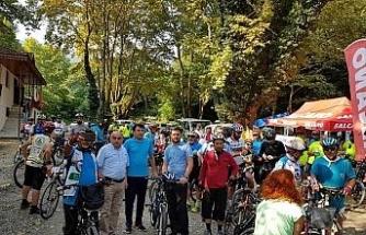 3. Düzce Uluslararası Bisiklet Festivali startı verildi...