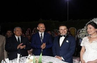 Bakan Soylu nikah şahidi oldu!