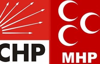 CHP ve MHP arasında 'metre' polemiği!