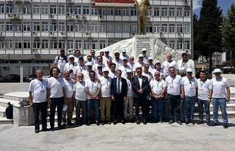 Gazeteciler Adıyaman'da buluştu