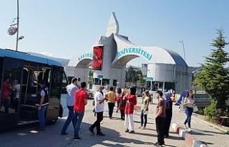 Karabük'te KPSS heyecanı!