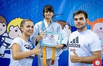 Minikler Judoda Eda Kahveci Türkiye Şampiyonu oldu!