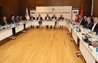 TDBB Yönetim kurulu Düzce'de toplanacak