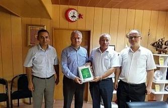 Yenice Belediyesi, kentin tanıtımı için posta pulu bastırdı