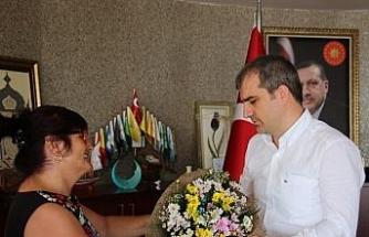 Yolu yenilenen halk Başkan Yemenici'ye teşekkür etti!