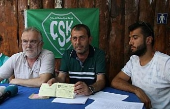 Çilimli Belediyespor'dan kupayı çalan kaleci hakkında açıklama