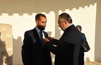 Düzce'de yaşayan Iraklılar düğünde buluştu