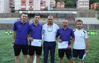 Göztepespor'da 'sertifika' heyecanı