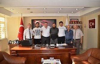 Belediyespor'da transfer çalışmaları!..