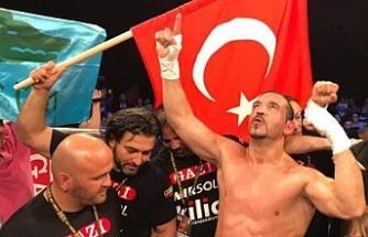 Alaplılı Fırat Arslan, yeniden Dünya Şampiyonu oldu