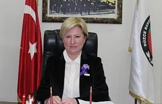 Baro Başkanı Azade Ay Gaziler Gününü kutladı