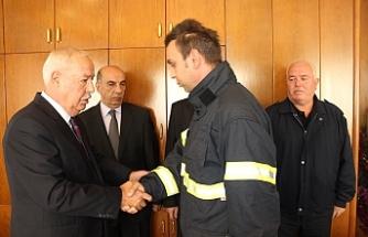 Başkan Akdemir İftaiye Haftasını kutladı