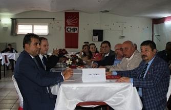 CHP Kozlu'da toplandı