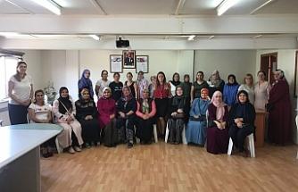 İşkur kurslarına kadınlardan yoğun ilgi