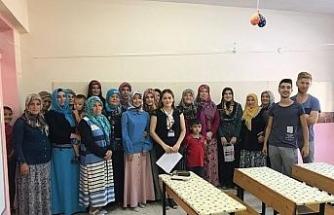 İŞKUR'dan Meslek Edindirme Projesi