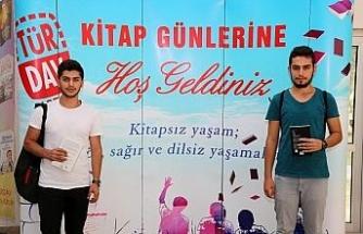 KÜLBİSS etkinlikleri 'Kitap Günleri' ve 'Kan Bağışı' ile başladı