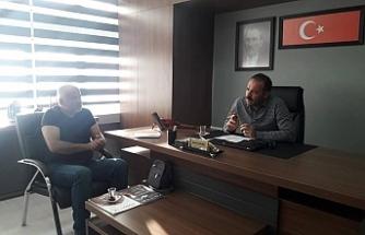Mustafa Çağlayan dinledi!