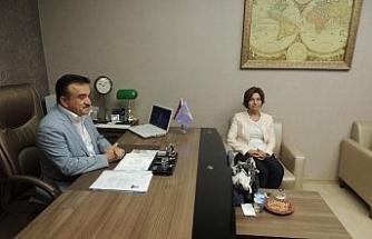 """Oda başkanından CHP'li vekile: """"Hükümeti eleştirmekle bir yere varılmaz, siz icraatlarınızı anlatın"""""""