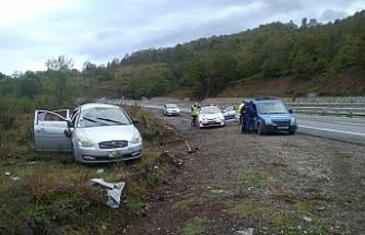 Aynı bölgede ikinci kaza!..