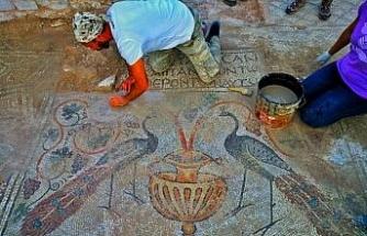 Antik çağın hac merkezinde bulunan yeni bulgular dünya tarihine ışık tutacak