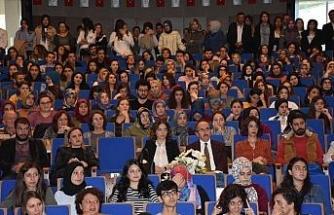 Başkan yardımcısı Cebar konferansa katıldı