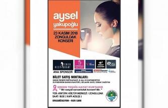 Kanser hastaları yararına konser düzenlenecek