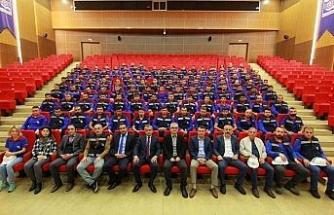 KARDEMİR'de 106 işçi iş başı yaptı