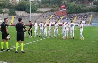 Zonguldak'ta Maç sona erdi!..
