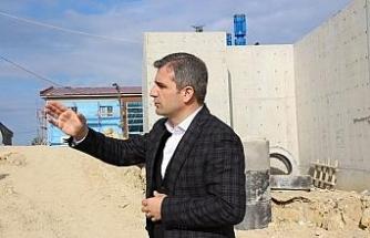 Akçakoca'da yeni içme suyu arıtma tesisinde sona gelindi