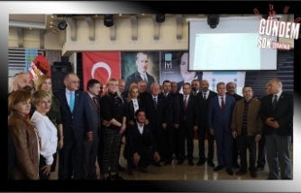 İYİ Parti teşkilatları tanıttı!..